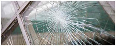 Bexhill Smashed Glass